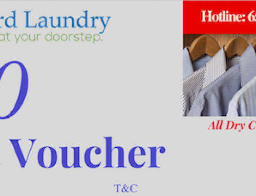 Laundry/Dry Clean Promo Code