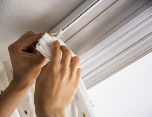 2. Dismantle & Installation Of Curtains