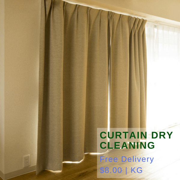 Laundry & Dry Cleaner SG | Deliver at Your DoorStep