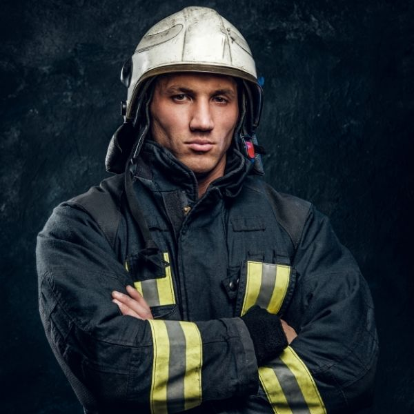 Fireman Suit Cleaning